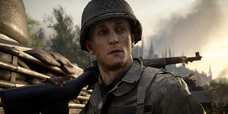 E-Sport und Call of Duty WW2. Passt das zusammen? Sledgehammer Games arbeitet zusammen mit der COD World League und Profispielern an einem entsprechenden Konzept. Bilderquelle: Activision