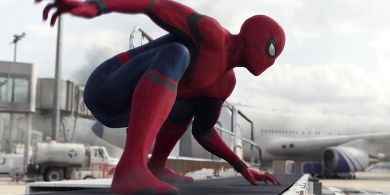 Neuer Kino-Trailer zeigt Filmausschnitt aus Spider-Man: Homecoming. Bilderquelle: Sony Pictures