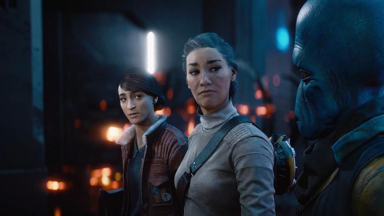 Star Wars Jedi Fallen Order E3 2018 Ankündigung