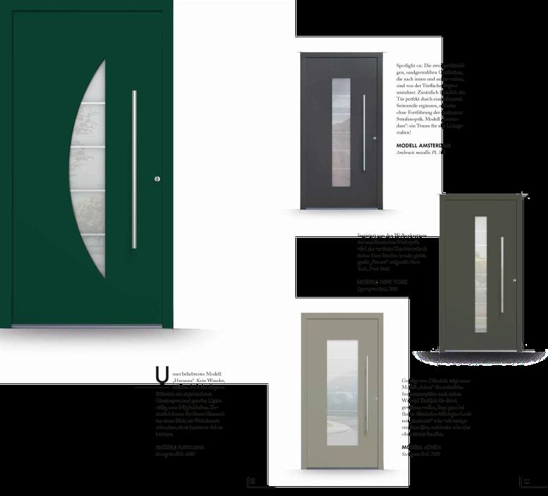 Haustüren in München Katalog