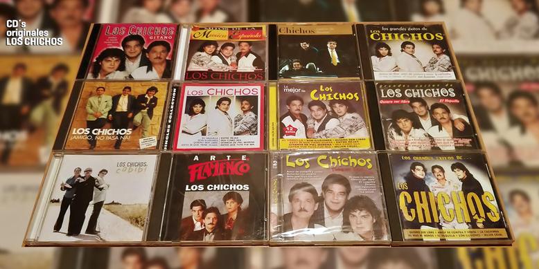 CD´s Originales y  reeditados de sus grandes éxitos 1991 / 2008