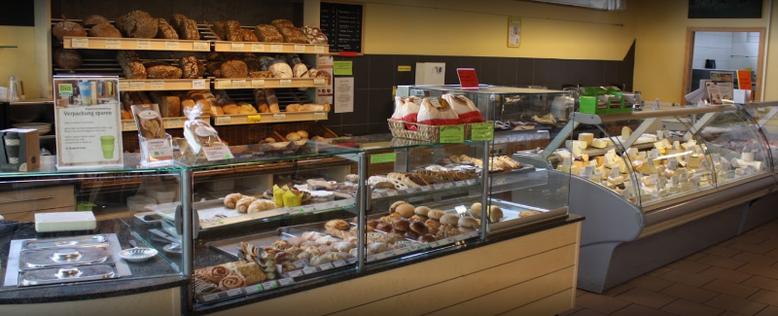 Bäcker- und Bio-Käsetheke bei Naturkost Schwarz in Wetzlar