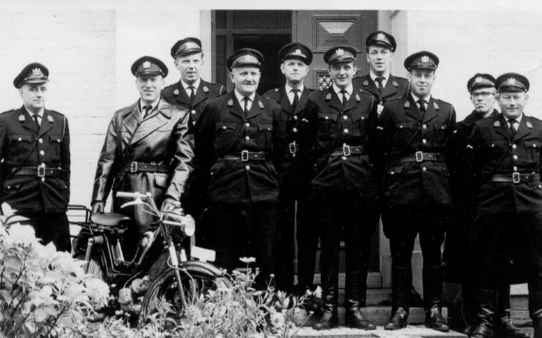Korps Gestichtswacht Avereest Balkbrug