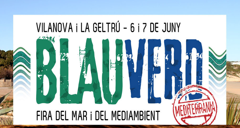 Fira Blauverd en Vilanova i la Geltrù