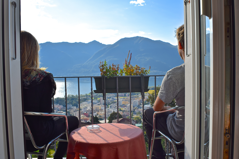 Where to Stay in Ticino - Hotel in Locarno