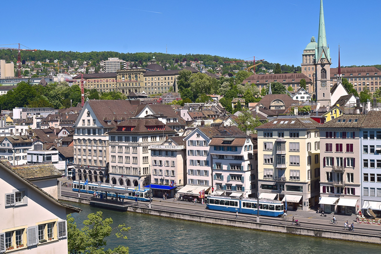 Unique and Cool Things to Do in Zurich, Switzerland - Lindenhof