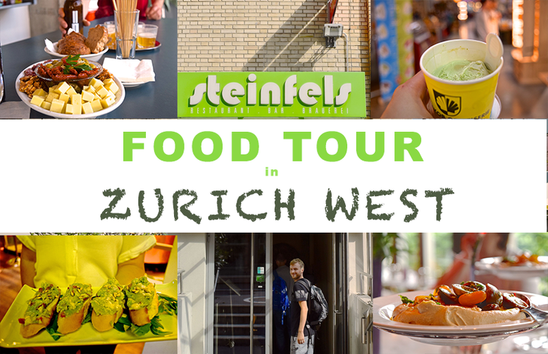 Food Tour in Zurich