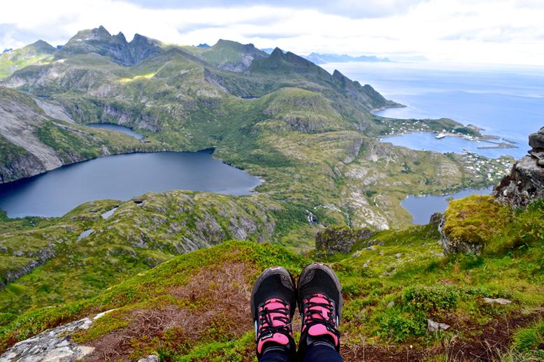 From Tromso to the Lofoten Islands - Tindstinden