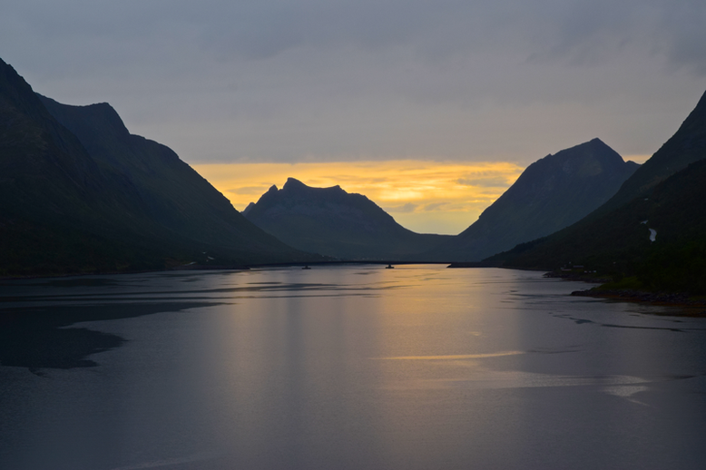 This is Senja, Norway - Gryllefjord
