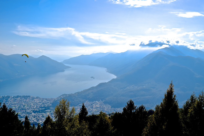 What to Do in Ticino - Views from Cimetta