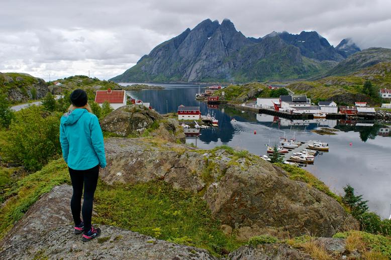 From Tromso to the Lofoten Islands - Sund