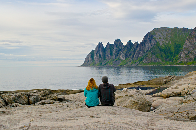 This is Senja, Norway - Viewpoint Tungeneset