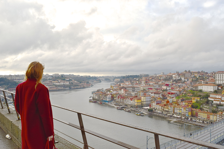 Weekend Break in Porto - The View over Porto