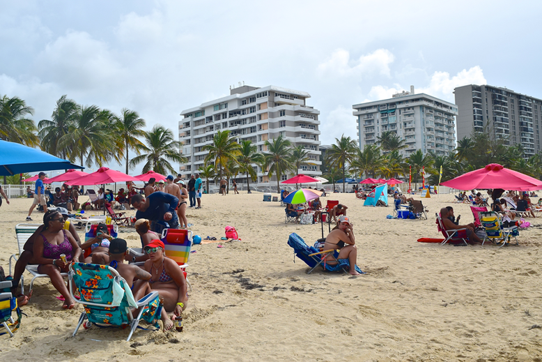 Is it Worth to Go to Puerto Rico - Isla Verde Beach