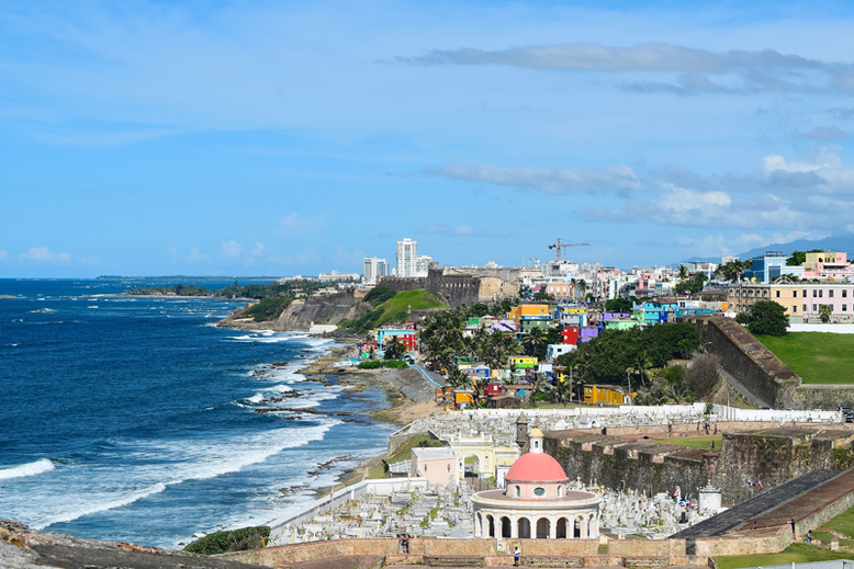 Is it Worth to Go to Puerto Rico - View from San Felipe del Morro Fortress