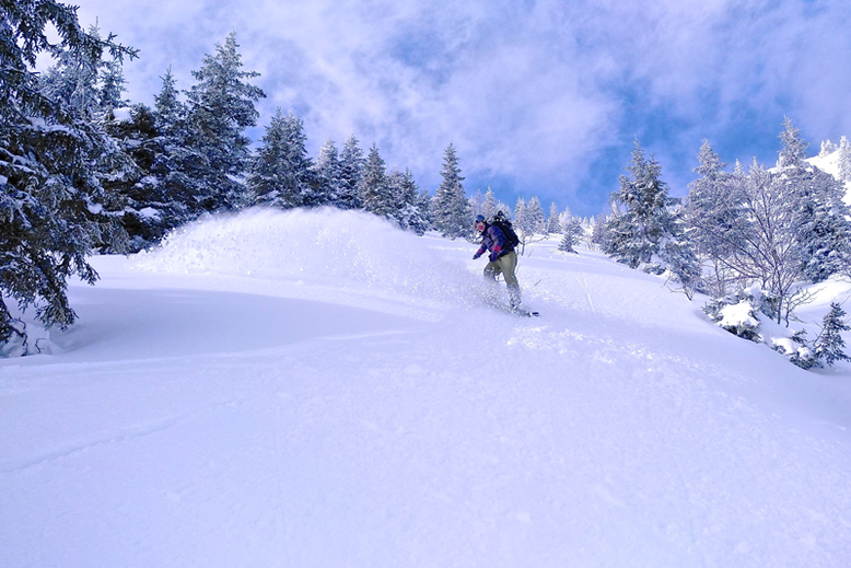 Top 6 Winter Activities in Slovenia - Ski Touring at Klek