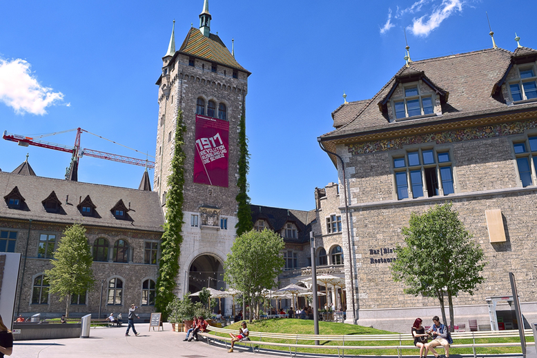 Unique and Cool Things to Do in Zurich, Switzerland - Landesmuseum
