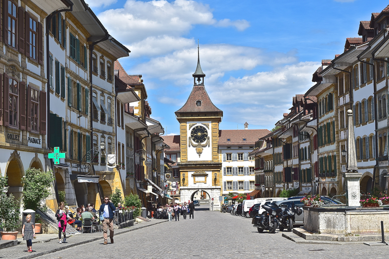 Best Day Trips from Zurich - Murten