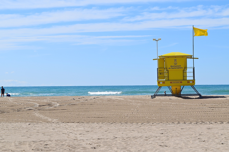 Castelldefels: A Fun Place near Barcelona