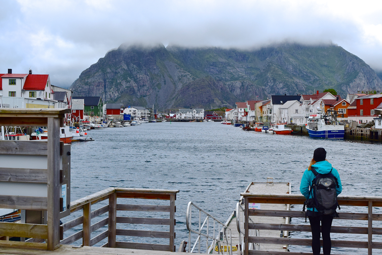 From Tromso to the Lofoten Islands - Henningsvaer