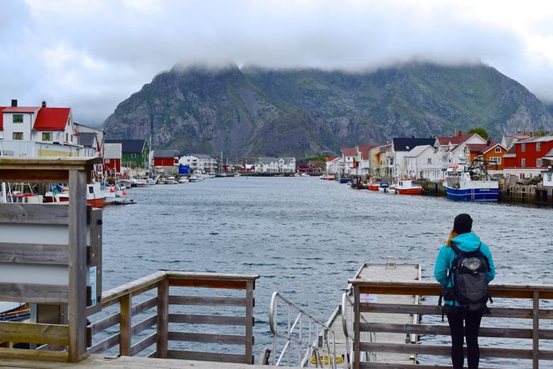 From Tromso to the Lofoten Islands - Henningsvaer