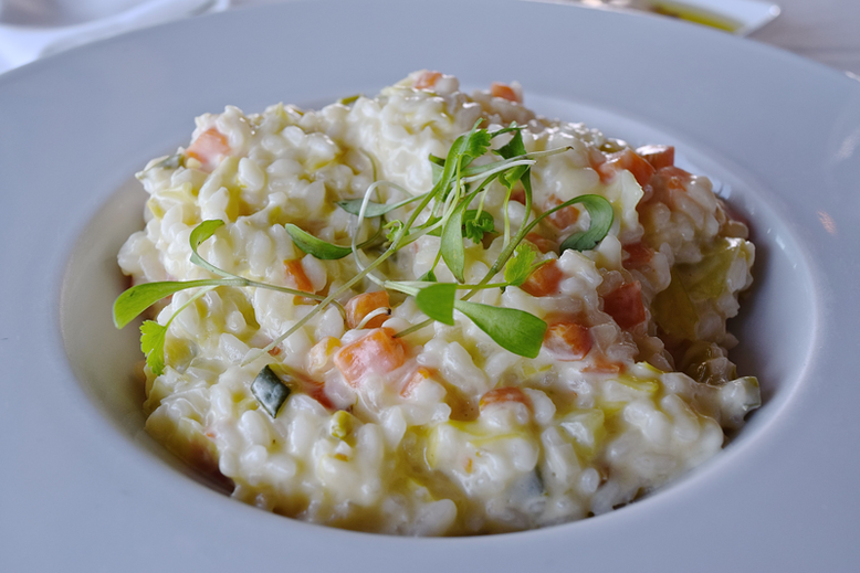 Weekend Break in Porto - Risotto