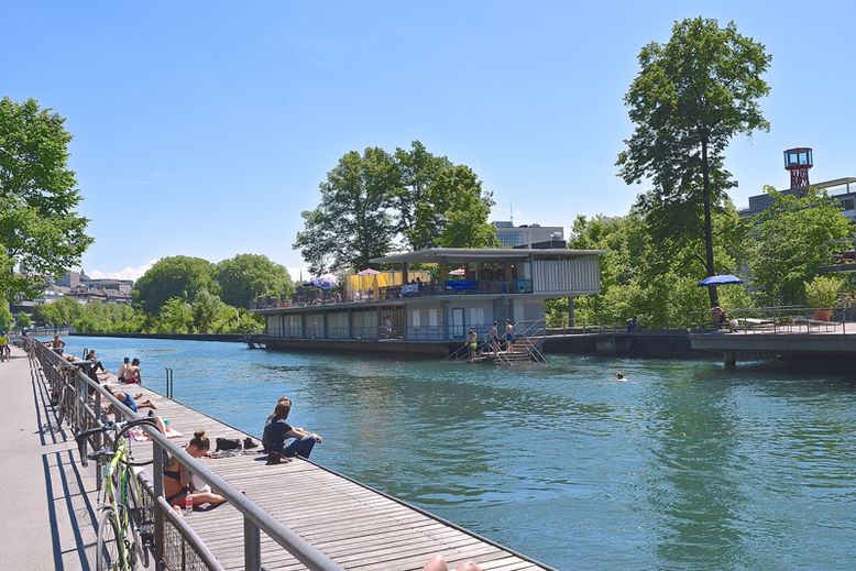 Unique and Cool Things to Do in Zurich, Switzerland - Oberer Letten