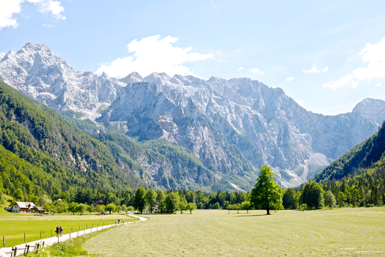 Slovenia Hidden Gems - Solčava Panoramic Road