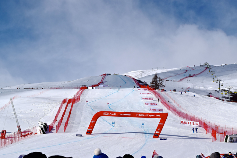 What to Do in Switzerland in Winter - World Cup Ski Race in St. Moritz