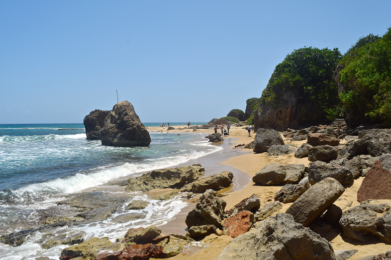 Is it Worth to Go to Puerto Rico - Cueva Survival Beach
