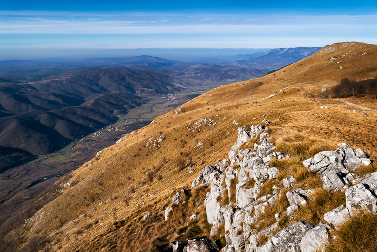 The Best Viewpoints in Slovenia - Nanos