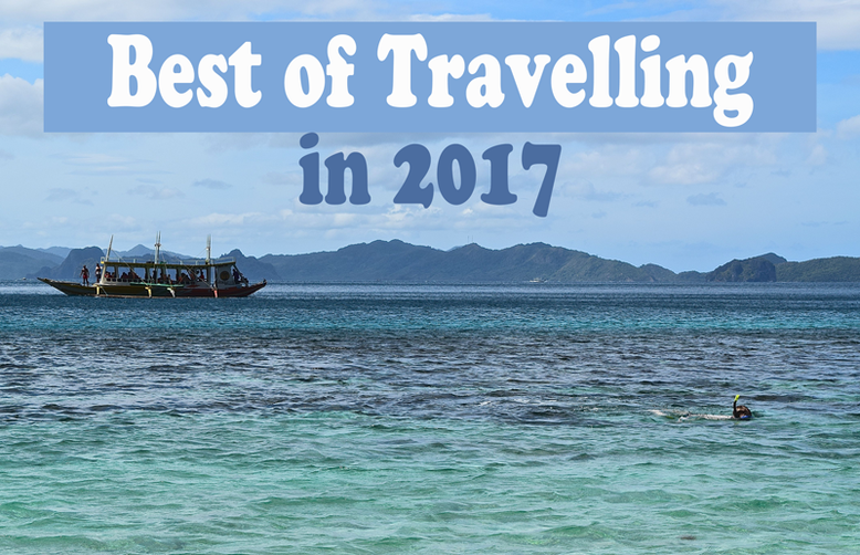Best of Travelling in 2017