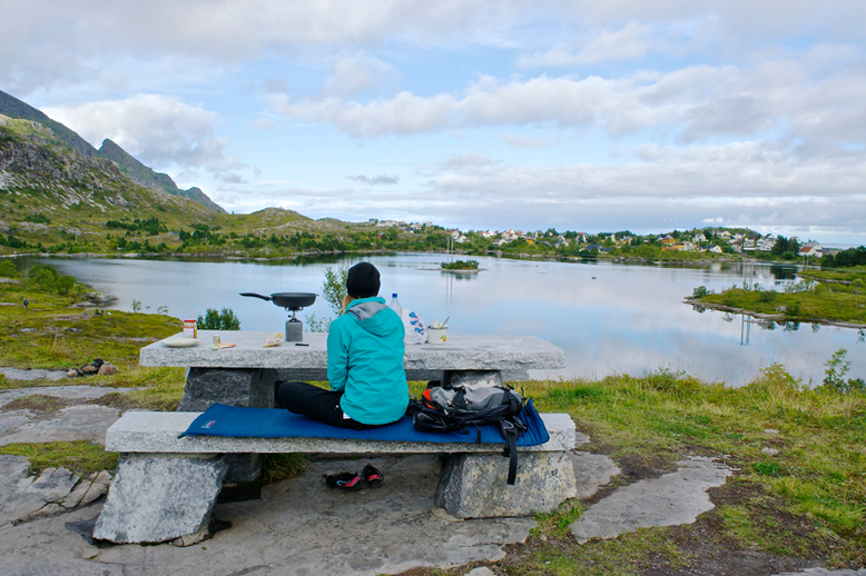 From Tromso to the Lofoten Islands - Sorvagen