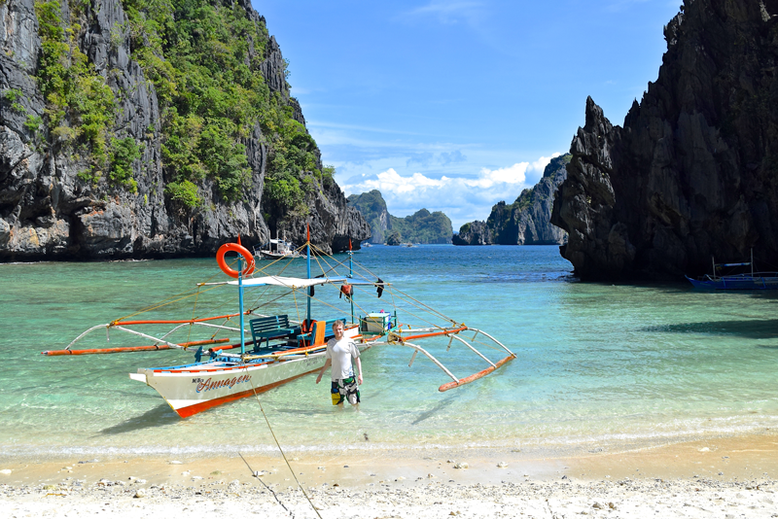 Top Destinations to Escape the Winter in Europe - the Philippines