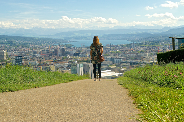 Unique and Cool Things to Do in Zurich, Switzerland - Waid Viewpoint
