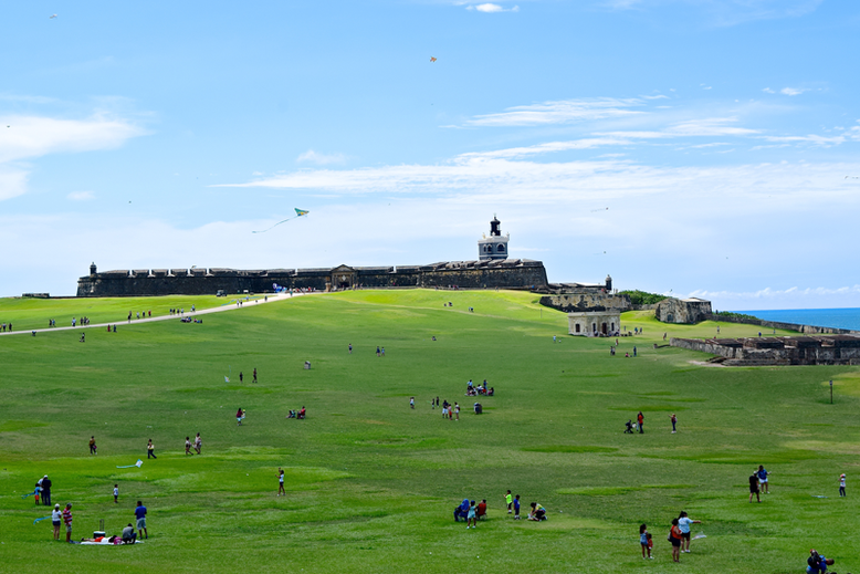 Is it Worth to Go to Puerto Rico - San Felipe Fortress