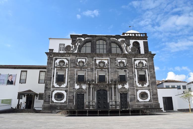 Visit Azores - Stunning Architecture in Ponta Delgada
