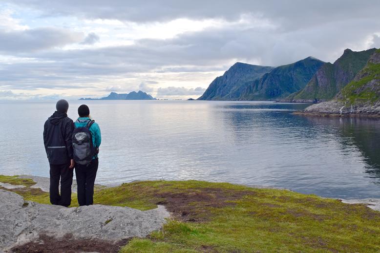 From Tromso to the Lofoten Islands - Å i Lofoten
