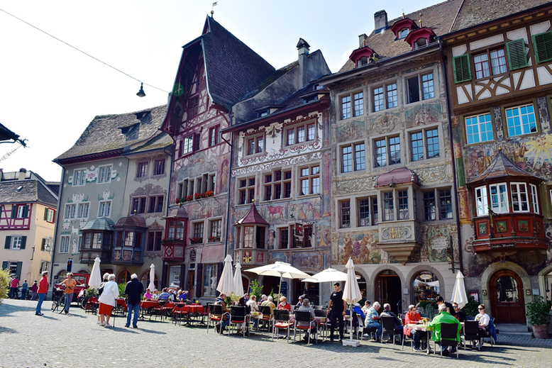 Photos of Switzerland - Stein am Rhein
