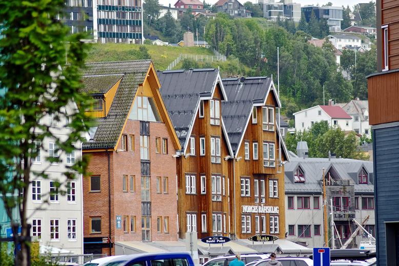 From Tromso to the Lofoten Islands - Tromso