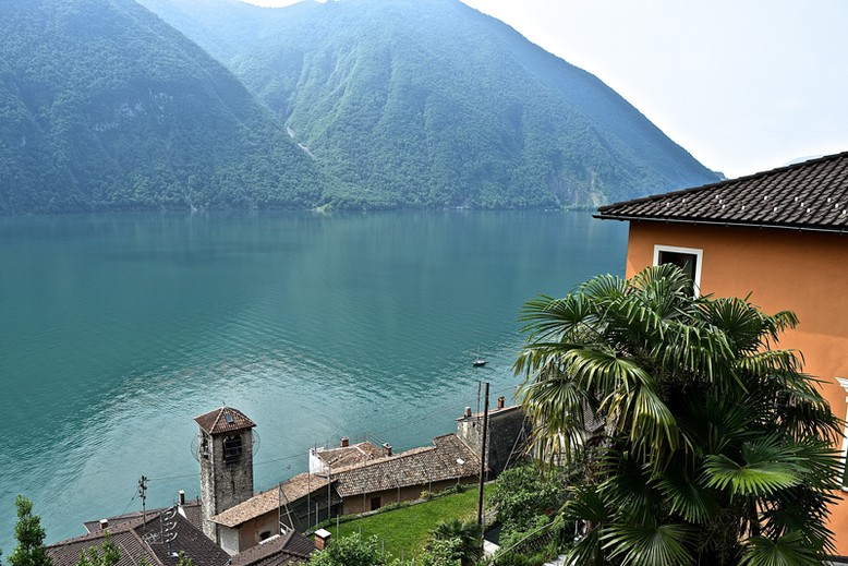 Where to Stay in Ticino - Gandria - Lugano