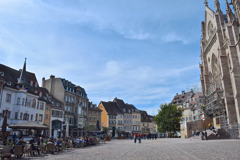 Best Day Trips from Zurich - Mulhouse