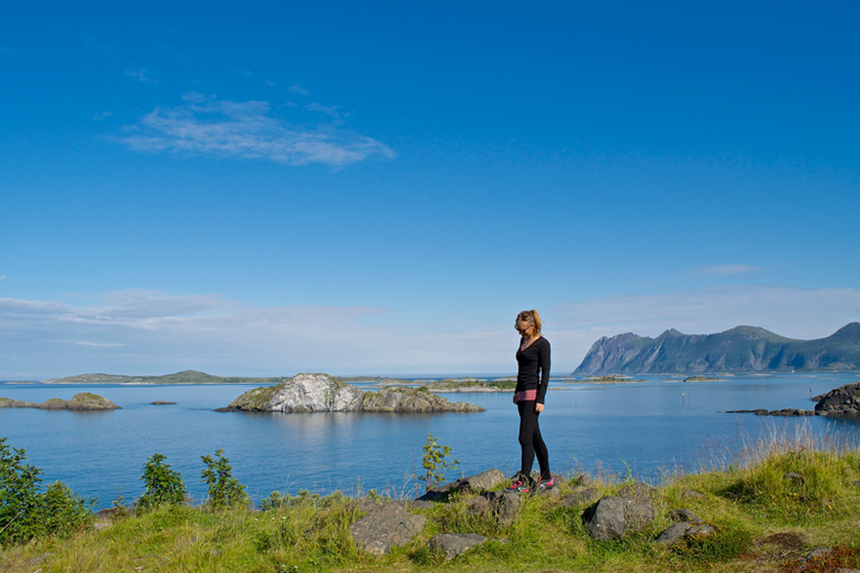 This is Senja, Norway - Near Hamn