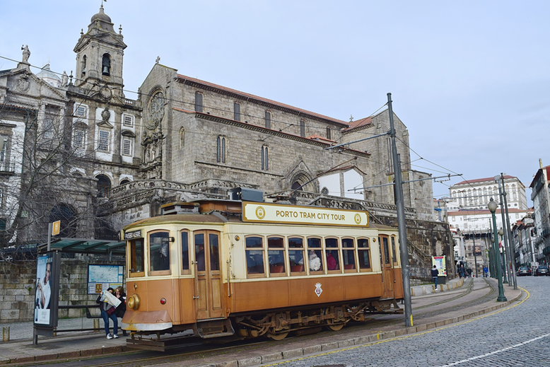 Weekend Break in Porto - The Porto Tram