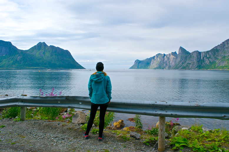 This is Senja, Norway - Near Mefjordboten