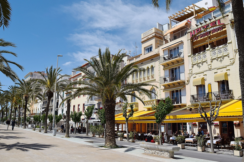 Small Towns in Europe You Must Visit - Sitges, Spain