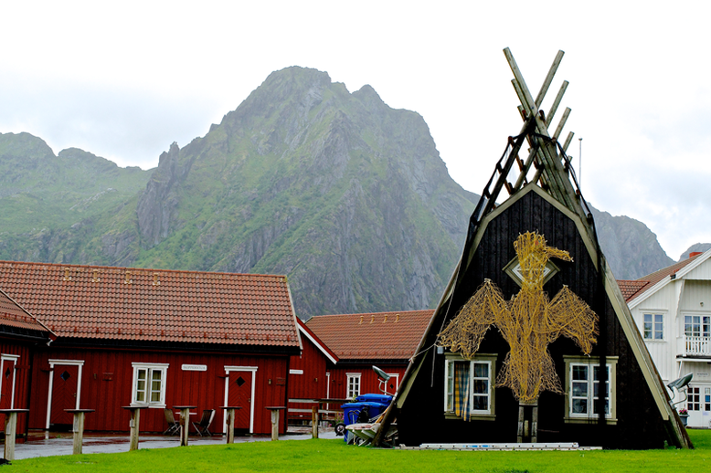 From Tromso to the Lofoten Islands - Solvaer