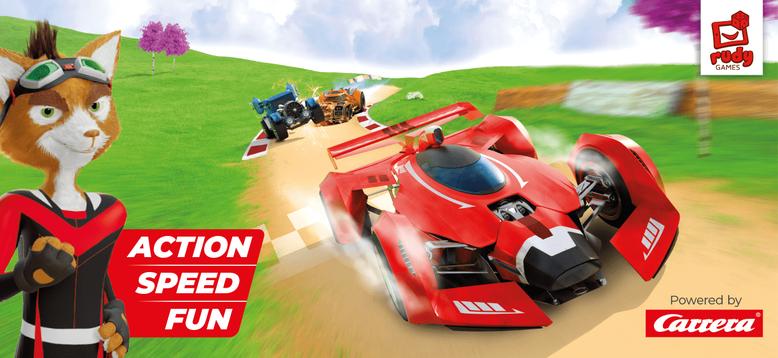 Crazy Driver - Rudy Games