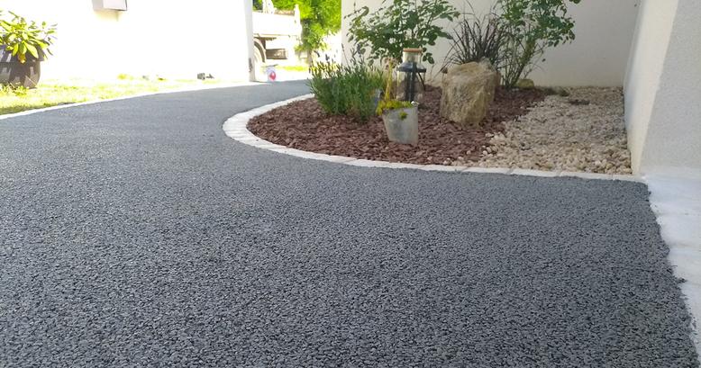 pavimento de Hormigón poroso