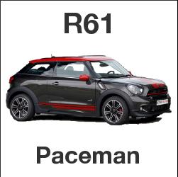MINI R61 Paceman Tuning